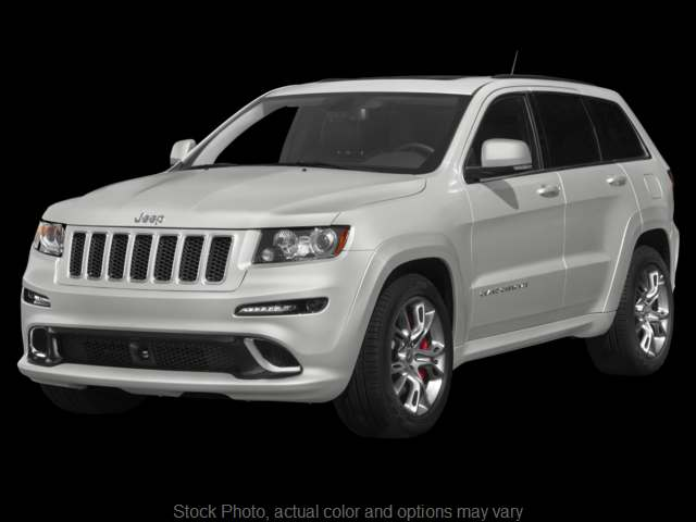 2012 Jeep Grand Cherokee 4d SUV 4WD SRT8 at Frank Leta Automotive Outlet near Bridgeton, MO