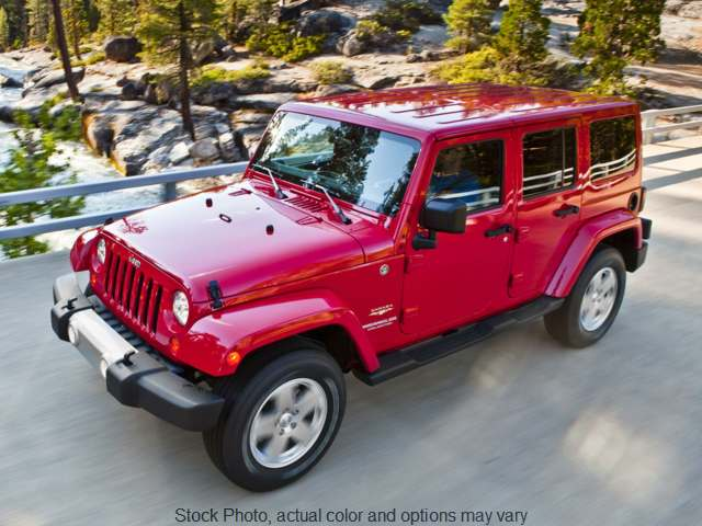 Used 2015  Jeep Wrangler Unlimited 4d Convertible Sport S at The Gilstrap Family Dealerships near Easley, SC