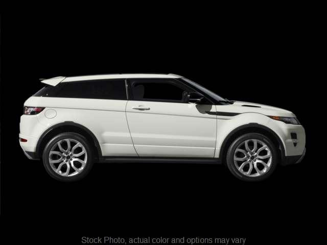 Used 2012  Land Rover Range Rover Evoque 2d SAV Pure Plus at Pekin Auto Loan near Pekin, IL