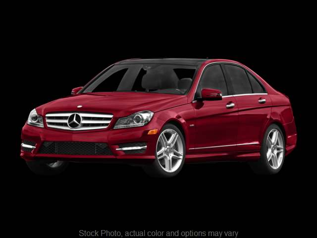 Used 2012  Mercedes-Benz C-Class 4d Sedan C250 Sport at Camacho Mitsubishi near Palmdale, CA
