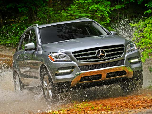 2013 Mercedes-Benz M-Class 4d SUV ML350 at The Gilstrap Family Dealerships near Easley, SC