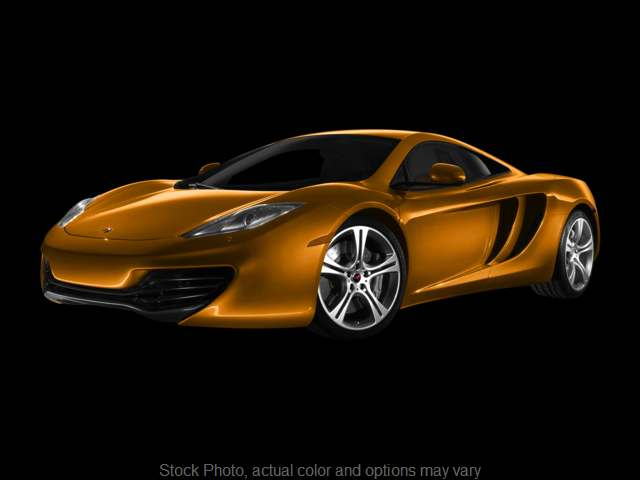 Used 2012  McLaren MP4-12C 2d Coupe at VA Cars Inc. near Richmond, VA