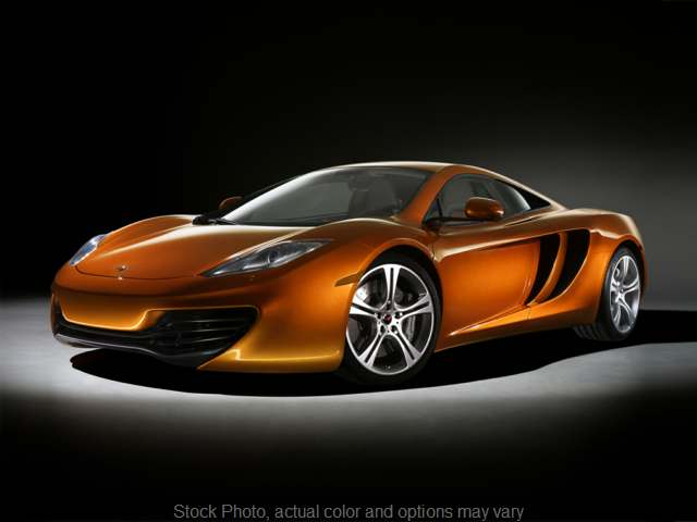 Used 2012 McLaren MP4-12C 2d Coupe at VA Cars of Tri-Cities near Hopewell, VA