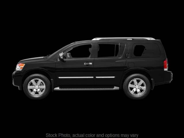 Used 2012 Nissan Armada 4d SUV 4WD Platinum at Auto Centers Poplar Bluff near Poplar Bluff, MO