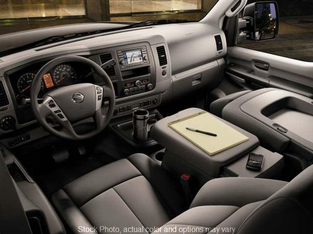 New 2019  Nissan NV 3500 Passenger Van 3d Van SV V6 at Kama'aina Nissan near Hilo, HI