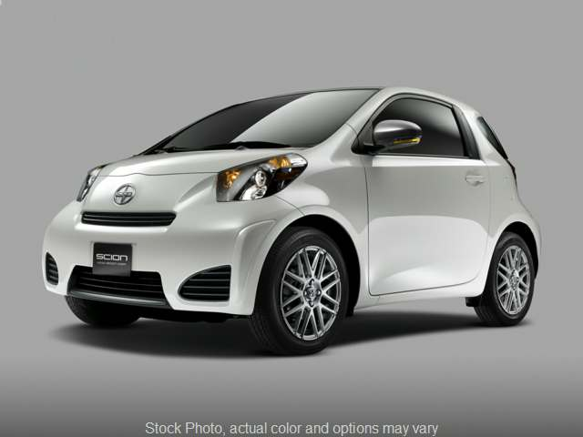 Used 2012 Scion iQ 2d Hatchback at Camacho Mitsubishi near Palmdale, CA