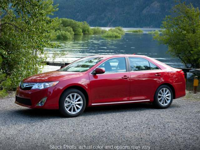 2014 Toyota Camry 4d Sedan L at Premier Car & Truck near St. George, UT