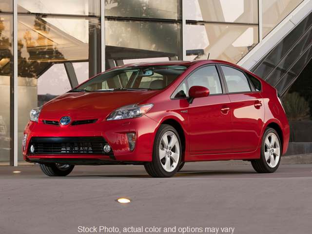 2012 Toyota Prius 5d Hatchback Two at Camacho Mitsubishi near Palmdale, CA