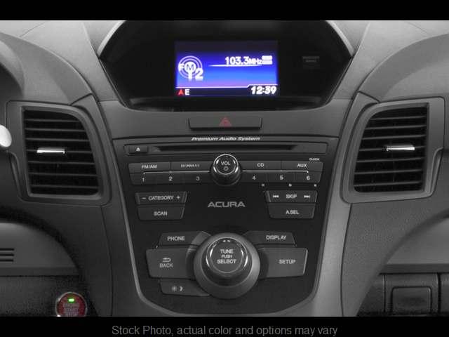 Used 2013  Acura RDX 4d SUV AWD Tech at Tacoma Car Credit near Tacoma, WA