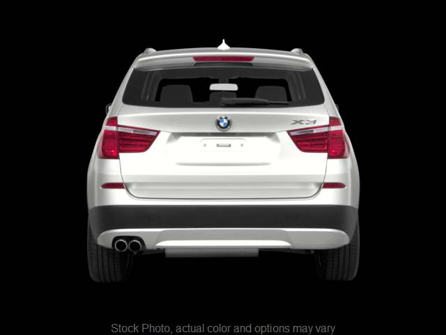 Used 2013  BMW X3 4d SAV xDrive35i at The Gilstrap Family Dealerships near Easley, SC