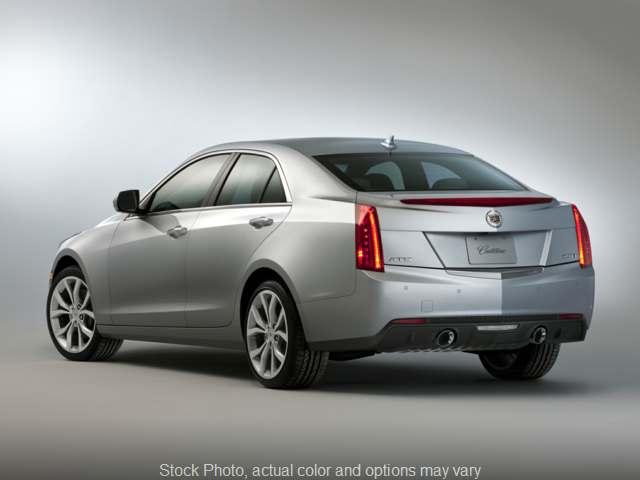 Used 2014  Cadillac ATS 4d Sedan 2.0L Turbo Luxury AWD at Graham Auto Group near Mansfield, OH