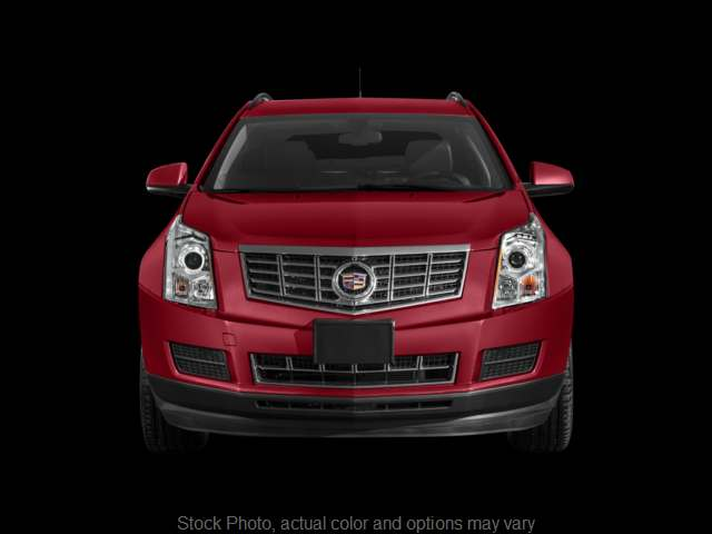 Used 2014  Cadillac SRX 4d SUV AWD Luxury at The Gilstrap Family Dealerships near Easley, SC