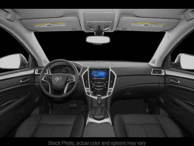 Used 2015  Cadillac SRX 4d SUV FWD Luxury at The Gilstrap Family Dealerships near Easley, SC