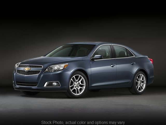 2013 Chevrolet Malibu 4d Sedan Eco at The Car Shoppe near Queensbury, NY