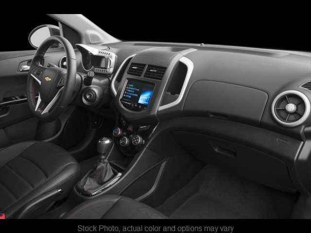 Used 2014  Chevrolet Sonic 4d Hatchback RS AT at Car Choice Jonesboro near Jonesboro, AR