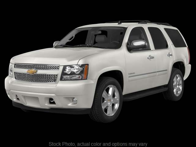 2013 Chevrolet Tahoe 4d SUV 4WD LTZ at Frank Leta Automotive Outlet near Bridgeton, MO
