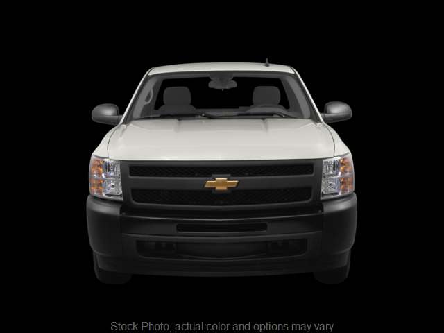Used 2013  Chevrolet Silverado 1500 2WD Reg Cab Work Truck at Bill Fitts Auto Sales near Little Rock, AR