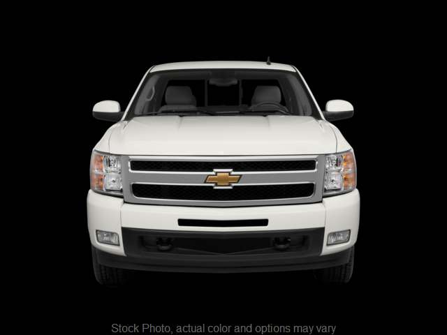 Used 2013  Chevrolet Silverado 1500 4WD Ext Cab Work Truck at Graham Auto Group near Mansfield, OH