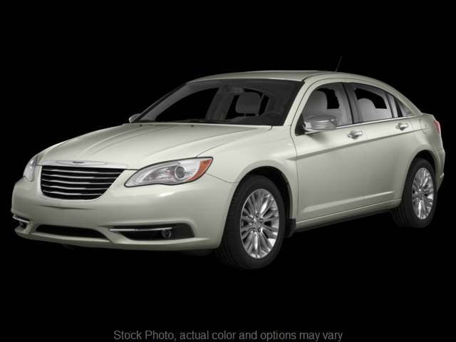 Used 2013  Chrysler 200 4d Sedan Touring at Express Auto near Kalamazoo, MI