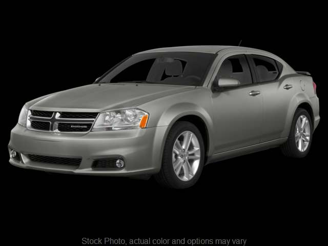 Used 2013  Dodge Avenger 4d Sedan SE at The Big Lot near Moorhead, MN