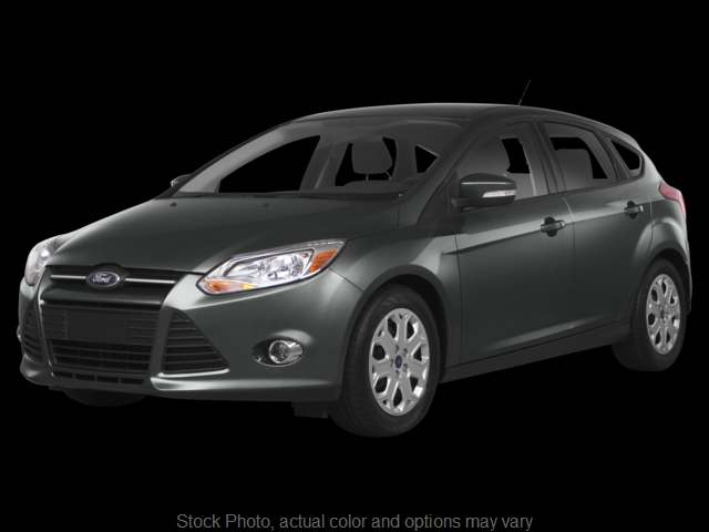 2013 Ford Focus 4d Hatchback SE at City Wide Auto Credit near Toledo, OH