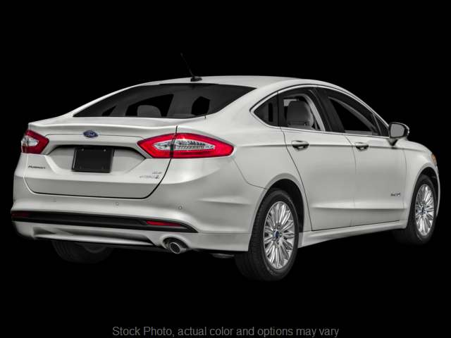 Used 2013  Ford Fusion Hybrid 4d Sedan SE at Mike Burkart Ford near Plymouth, WI