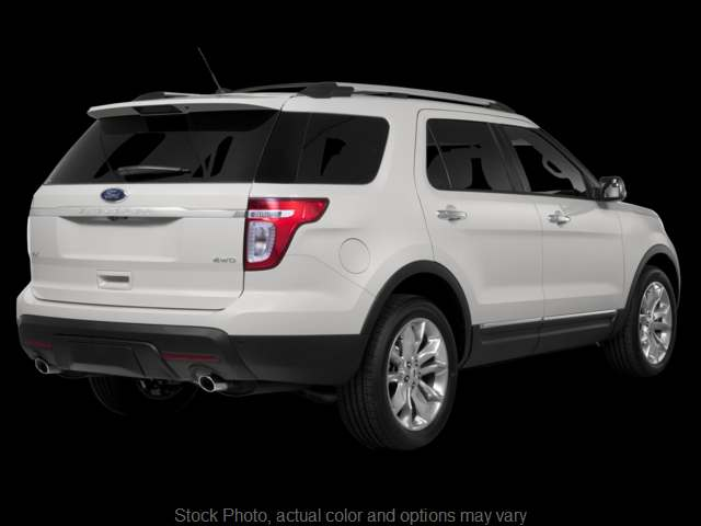 Used 2013  Ford Explorer 4d SUV FWD XLT at Ramsey Motor Company - North Lot near Harrison, AR