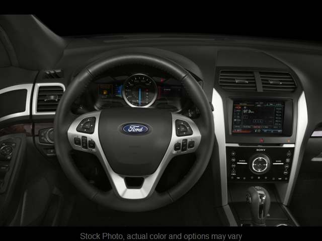 Used 2013  Ford Explorer 4d SUV FWD Limited Ecoboost at Shields Auto Group near Rantoul, IL