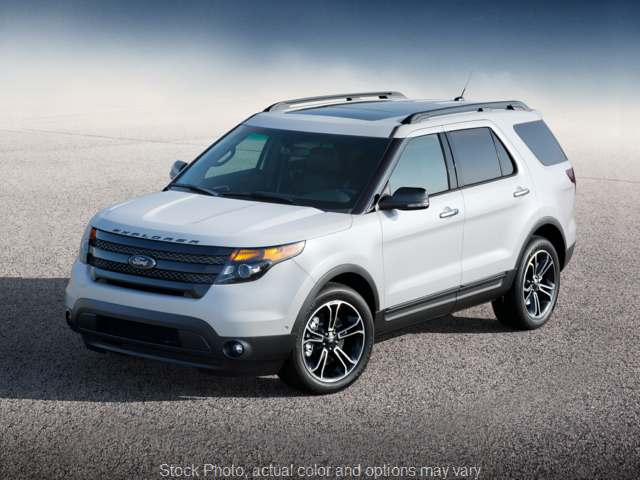 2013 Ford Explorer 4d SUV 4WD Sport at City Wide Auto Credit near Toledo, OH
