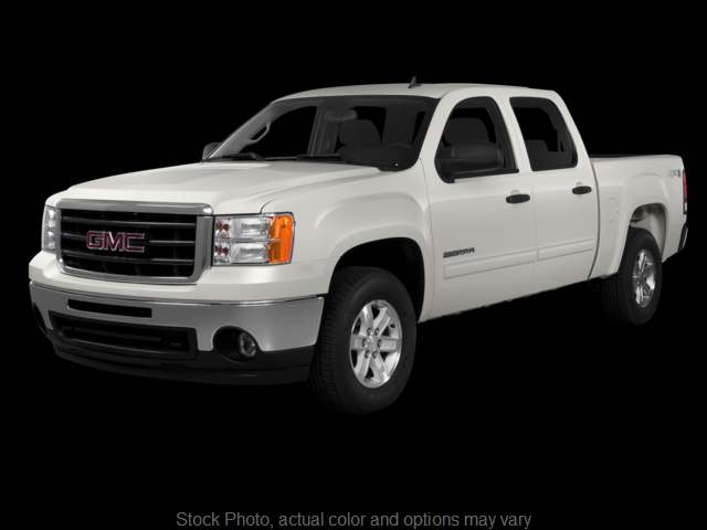 2013 GMC Sierra 1500 4WD Crew Cab SLE at Mahoney's Auto Mall near Potsdam, NY