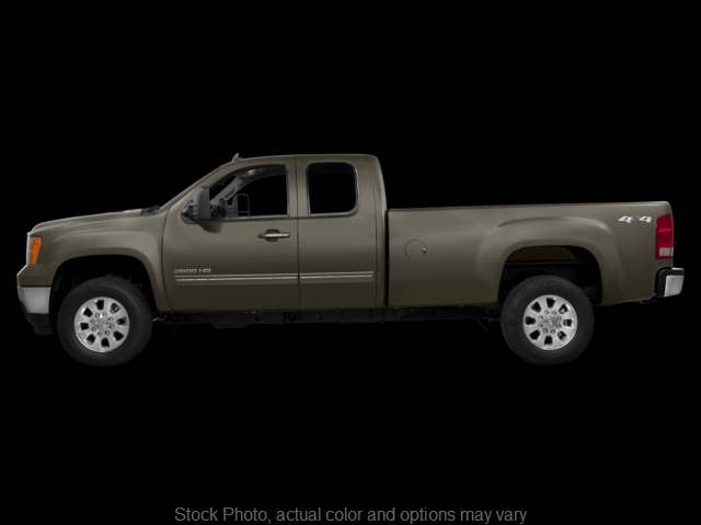Used 2013  GMC Sierra 2500 4WD Ext Cab SLE at Ubersox Used Car Superstore near Monroe, WI
