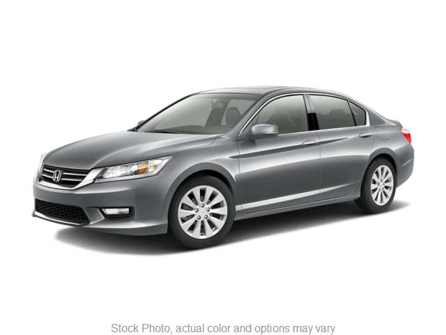 Used 2014  Honda Accord Sedan 4d EX-L at Metro Auto Sales near Philadelphia, PA