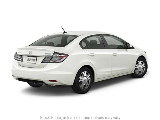 Used 2013  Honda Civic Hybrid 4d Sedan at CarCo Auto World near South Plainfield, NJ