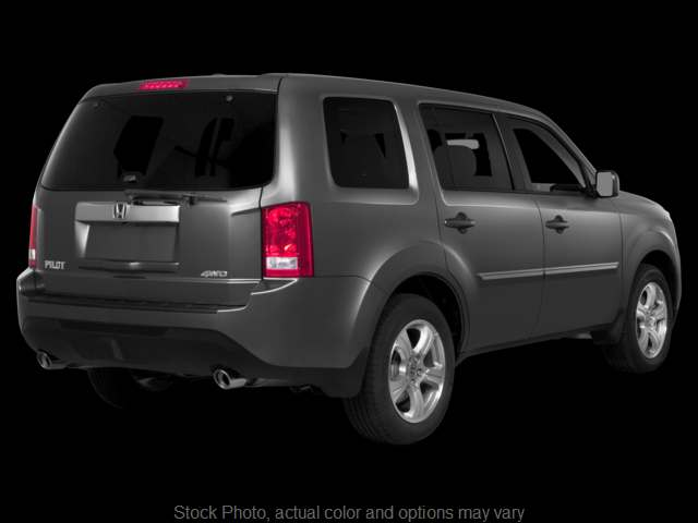 Used 2013  Honda Pilot 4d SUV 4WD EX-L at Graham Auto Group near Mansfield, OH