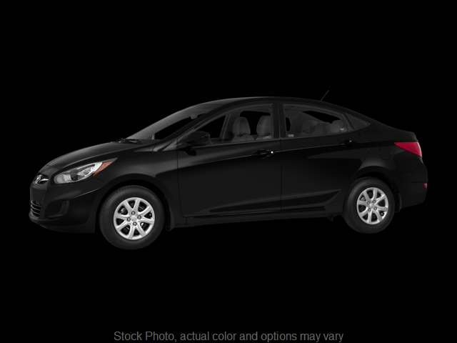 Used 2013  Hyundai Accent 4d Sedan GLS Auto at Credit Now Auto Inc near Huntsville, AL
