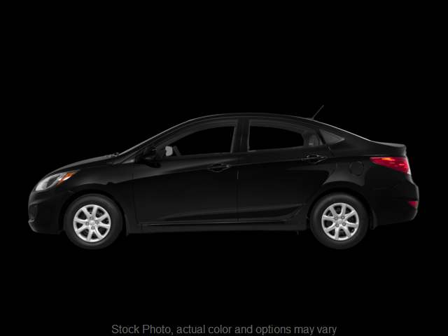 Used 2013  Hyundai Accent 4d Sedan GLS Auto at Action Auto Group near Oxford, MS