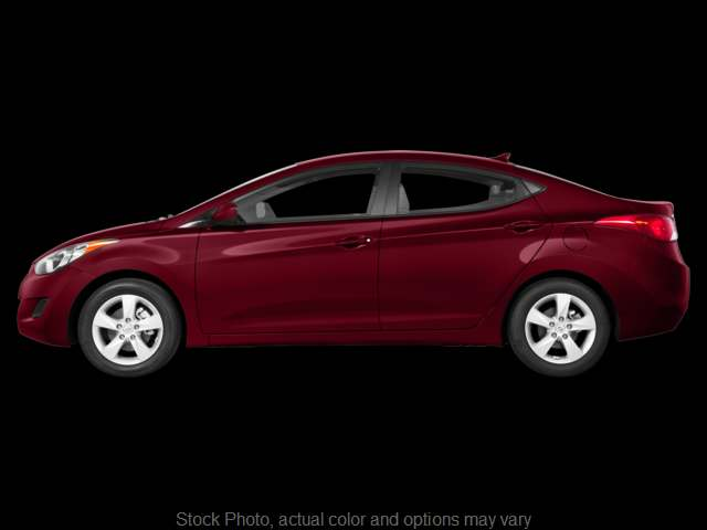 Used 2013  Hyundai Elantra 4d Sedan Limited at The Gilstrap Family Dealerships near Easley, SC