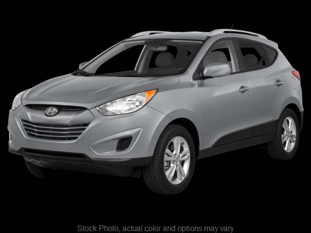2013 Hyundai Tucson 4d SUV FWD GLS at VA Cars West Broad, Inc. near Henrico, VA