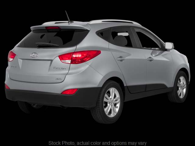 Used 2013  Hyundai Tucson 4d SUV FWD GLS at VA Cars of Tri-Cities near Hopewell, VA