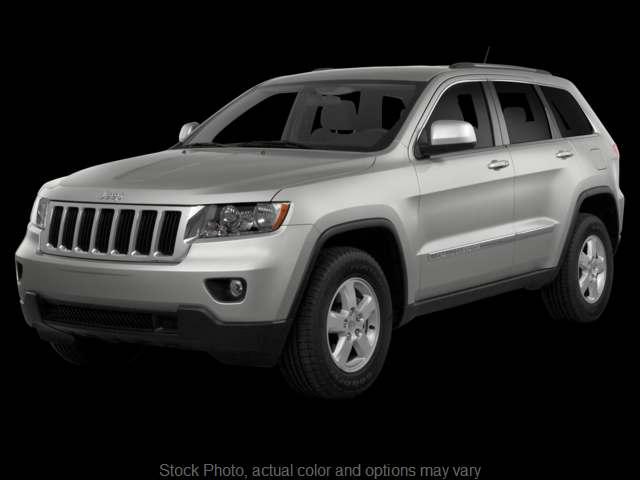 2013 Jeep Grand Cherokee 4d SUV 4WD Laredo at Naples Auto Sales near Vernal, UT