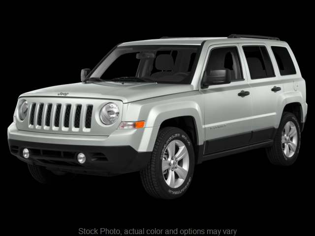 Used 2013  Jeep Patriot 4d SUV FWD Sport at Oxendale Auto Outlet near Winslow, AZ