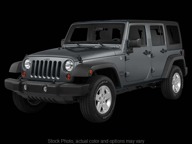 Used 2013  Jeep Wrangler Unlimited 4d Convertible Sahara at Keenan's Cherryland near West Salem, WI