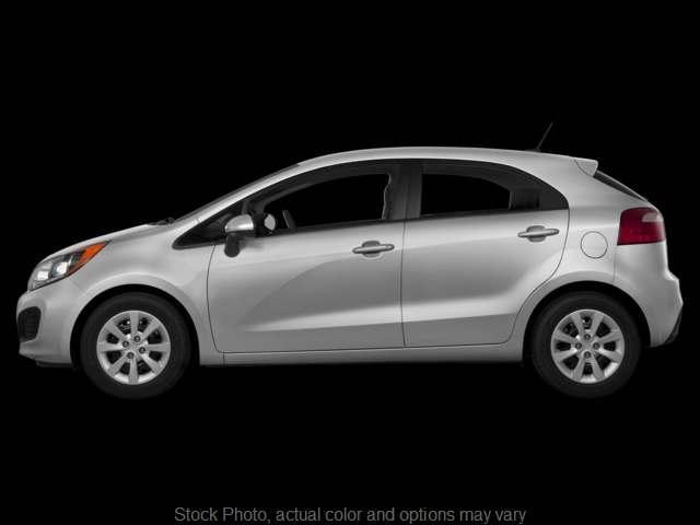Used 2014  Kia Rio 5-Door 5d Hatchback LX 6spd at Good Wheels near Ellwood City, PA