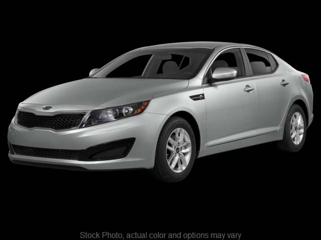 2013 Kia Optima 4d Sedan LX at Good Wheels near Ellwood City, PA