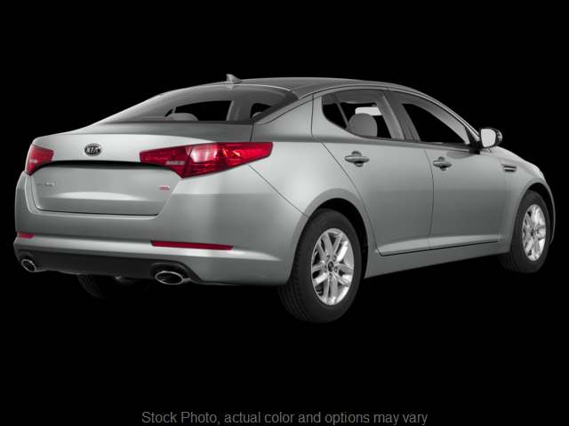 Used 2013  Kia Optima 4d Sedan LX at Oxendale Auto Center near Prescott Valley, AZ