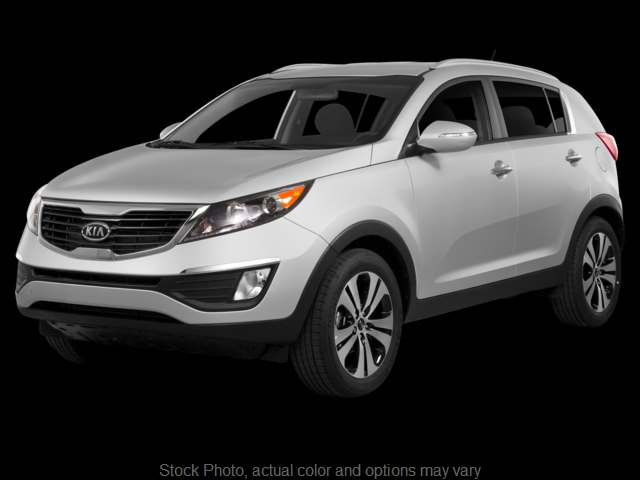 2013 Kia Sportage 4d SUV FWD EX at Bill Fitts Auto Sales near Little Rock, AR