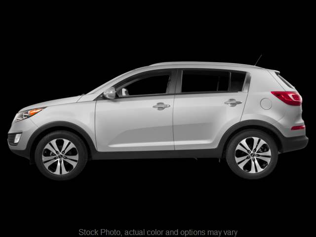 Used 2013  Kia Sportage 4d SUV FWD EX at Bill Fitts Auto Sales near Little Rock, AR