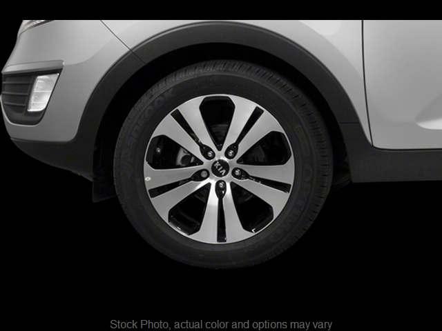 Used 2013  Kia Sportage 4d SUV AWD LX at Metro Auto Sales near Philadelphia, PA