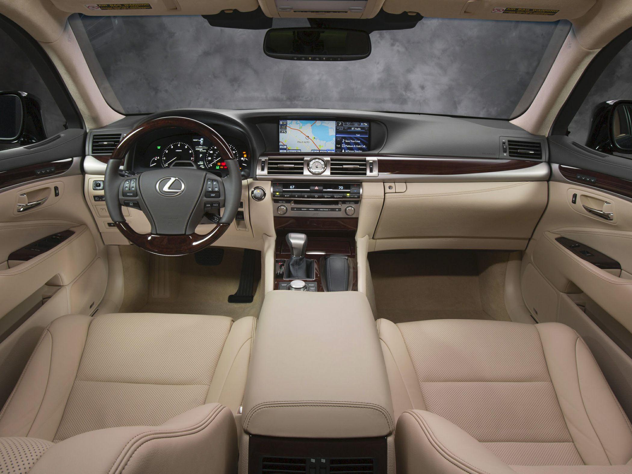 2017 Lexus LS 460 Base 4 Dr Sedan at Lexus of Lakeridge Toronto