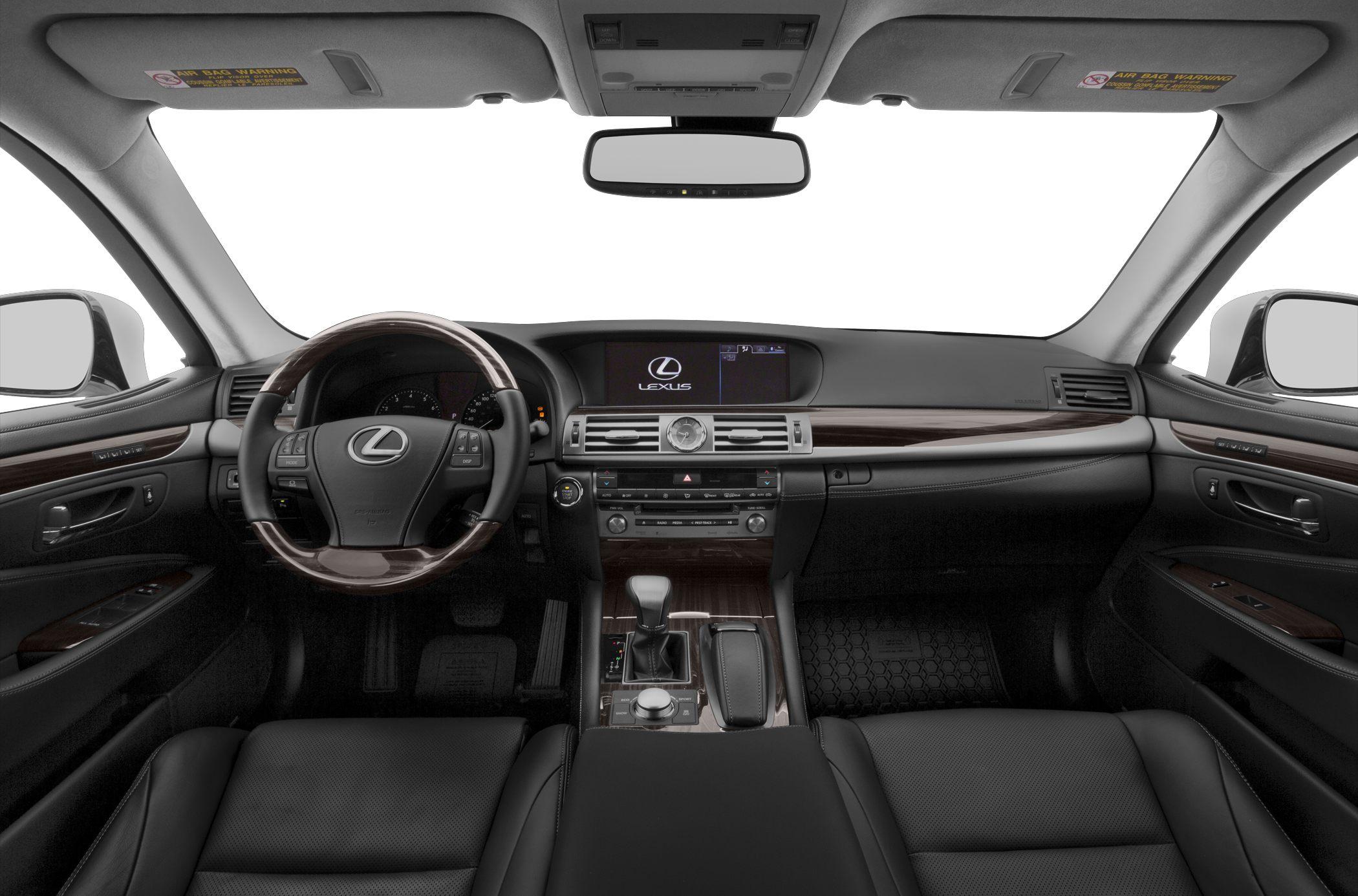 2017 Lexus LS 460 Base 4 Dr Sedan at Bel Air Lexus Ottawa tario